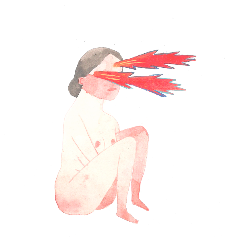 Chica fuego